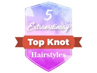 Classic Top Knots Hairstyles That Never Go Out Of Style.pptx
