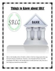 Things to Know about SBLC.pdf