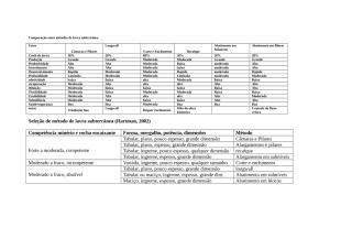 Comparação entre métodos de lavra subterrânea.doc