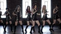 T-ara - Day by Day Dance MV Mirror.avi